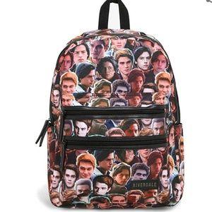 Riverdale Archie Edwards & Jughead Jones backpack